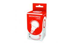 Лампа светодиодная ЭКО_Экономка _А60_18W/3000K_E27 _Стандарт
