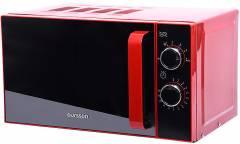 Микроволновая Печь Oursson MM2005/RD красный 20л 700Вт механика ручка