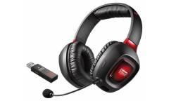 Наушники с микрофоном Creative Tactic3D Rage v2.0 черный мониторы Radio оголовье (70GH022000003)