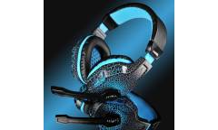 Наушники с микрофоном Oklick HS-L400G ZEUS черный 1.8м мониторы оголовье (NO-3000 LED)