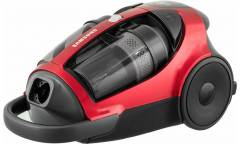 Пылесос Samsung SC885H 2200Вт красный, колба 2л, ручное управление (IR)