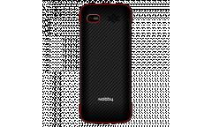 Мобильный телефон Nobby 110 черно-красный