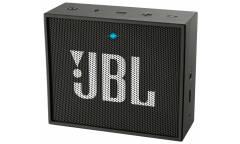 Портативная беспроводная bluetooth акустика JBL Go черная
