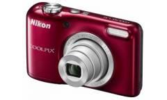 Цифровой фотоаппарат Nikon CoolPix L31 фиолетовый