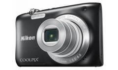 Цифровой фотоаппарат Nikon CoolPix S3700 черный