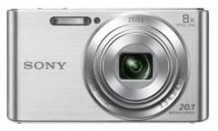 Цифровой фотоаппарат Sony Cyber-shot DSC-W830 фиолетовый