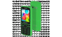 Мобильный телефон Maxvi C11 green