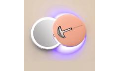 Зеркало для макияжа с подсветкой Xiaomi Jordan Judy LED Makeup Mirror (NV030) (Pink)