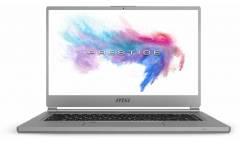 "Ноутбук MSI P65 Creator 9SE-648RU Core i7 9750H/16Gb/SSD512Gb/nVidia GeForce RTX 2060 6Gb/15.6""/IPS/FHD (1920x1080)/Windows 10/grey/WiFi/BT/Cam"