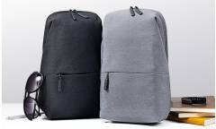 Рюкзак Xiaomi Mi multi-functional urban leisure chest pack, тёмно-серый