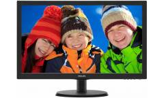 Монитор Philips 223V5LHSB2/00(01) Black