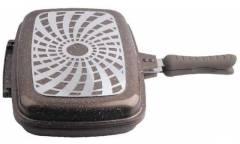 Сковорода-гриль двойная ZEIDAN Z-90173 36х25х8.0 см