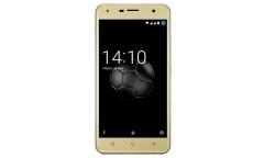 Смартфон Prestigio Muze X5 LTE Gold