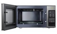 Микроволновая Печь Samsung GE83XR черный зеркальный (23л; 850Вт; электронн. упр.; гриль; диспл.)