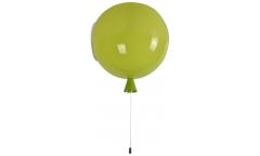 Люстра-Бра_DE FRAN_SP1-2083-1GR _E27 _1*20Вт _+ выключатель,  зеленый акрил d25*h28см