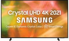 "Телевизор Samsung 55"" UE55AU8000UXRU"