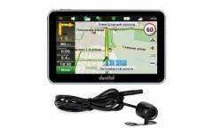 """Автомобильный навигатор GPS Dunobil Ultra5.0 5.0"""" Навител + камера"""