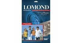 Фотобумага Lomond A4 260 г/м2 Super Glossy 20л