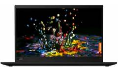 "Ультрабук Lenovo ThinkPad X1 Carbon Core i7 8565U/16Gb/SSD512Gb/Intel UHD Graphics 620/14""/IPS/UHD (3840x2160)/Windows 10 Professional/black/WiFi/BT/Cam"