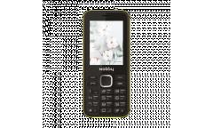 Мобильный телефон Nobby 221 черно-желтый