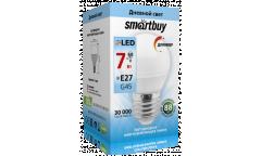 Светодиодная (Диммер !!!) Лампа Smartbuy-G45D-07W/4000/E27