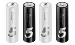 Аккумулятор Xiaomi ZMI ZI5 Ni-Mh AA batteries (HR6-AA) 1800 mAh (4 Box) (AA511)