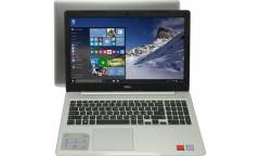 "Ноутбук Dell Inspiron 5570 i5-8250U (1.6)/4G/1T/15,6""FHD AG/AMD 530 2G/DVD-SM/Backlit/BT/Win10/Silve"