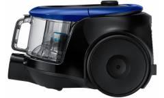 Пылесос Samsung VC18M21A0SB/EV синий (1800Вт; контейнер 1,5л; 2 насадки)