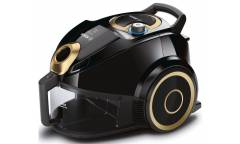 Пылесос Bosch BGS4UGOLD4 2400Вт черный/золотистый