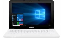 "Ноутбук Asus E202Sa 90NL0051-M0071 Pentium N3700 (1.6)/2G/500G/11.6""HD/Win10 (White)"