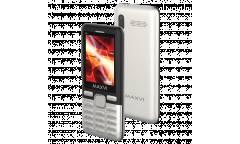 Мобильный телефон Maxvi M6 silver-black