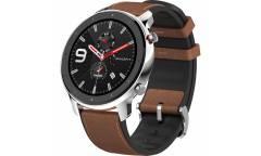 Умные часы Xiaomi Huami Amazfit GTR 47 mm Stainless Steel