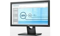 "Монитор Dell 19.5"" E2016H черный TN LED 5ms 16:9 матовая 250cd 170гр/160гр 1600x900 D-Sub DisplayPort HD READY"