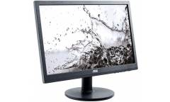 """Монитор AOC 19.5"""" Professional m2060swda2(00/01) черный MVA LED 5ms 16:9 DVI M/M матовая 250cd 1920x1080 D-Sub"""