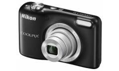 Цифровой фотоаппарат Nikon CoolPix L31 серебристый