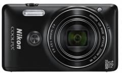 Цифровой фотоаппарат Nikon CoolPix S7000 золотистый