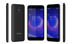Смартфон Maxvi MS531 (Vega) black