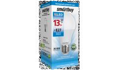 Светодиодная (LED) Лампа Smartbuy-A60-13W/6000/E27