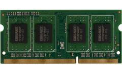 Память DDR3 4Gb Kingmax RTL PC3-12800 SO-DIMM 204-pin