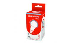 Лампа светодиодная ЭКО_Экономка _А60_18W/6000K_E27 _Стандарт