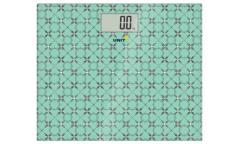Весы напольные электронные UNIT UBS-2080 стекло, морская волна,200кг