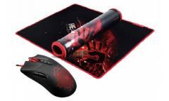 Мышь A4 Bloody A9071 черный оптическая (4000dpi) USB2.0 игровая (8but)