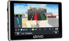 "Автомобильный навигатор GPS Lexand SA5 HD 5"" Навител"