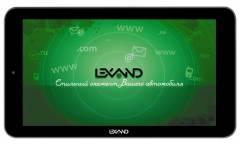 """Автомобильный навигатор GPS Lexand SB-7 HD 7"""" Навител"""