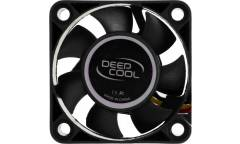 Вентилятор Deepcool XFAN 40 40x40x10mm 3-pin 4-pin (Molex)24.3dB Ret