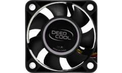Вентилятор Deepcool XFAN 40 40x40x10mm 3-pin 4-pin (Molex)24dB Ret