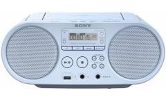 Аудиомагнитола Sony ZS-PS50 голубой 4Вт/CD/CDRW/MP3/FM(dig)/USB