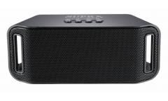 Беспроводная (bluetooth) акустика Supra BTS-545 черный 3Вт/MP3/FM(dig)/USB/BT/microSD