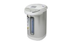 Термопот TESLER TP-4001 нержавейка/белый 750Вт 4л