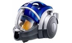 Пылесос LG VK89601HQ 2000Вт синий/серебристый